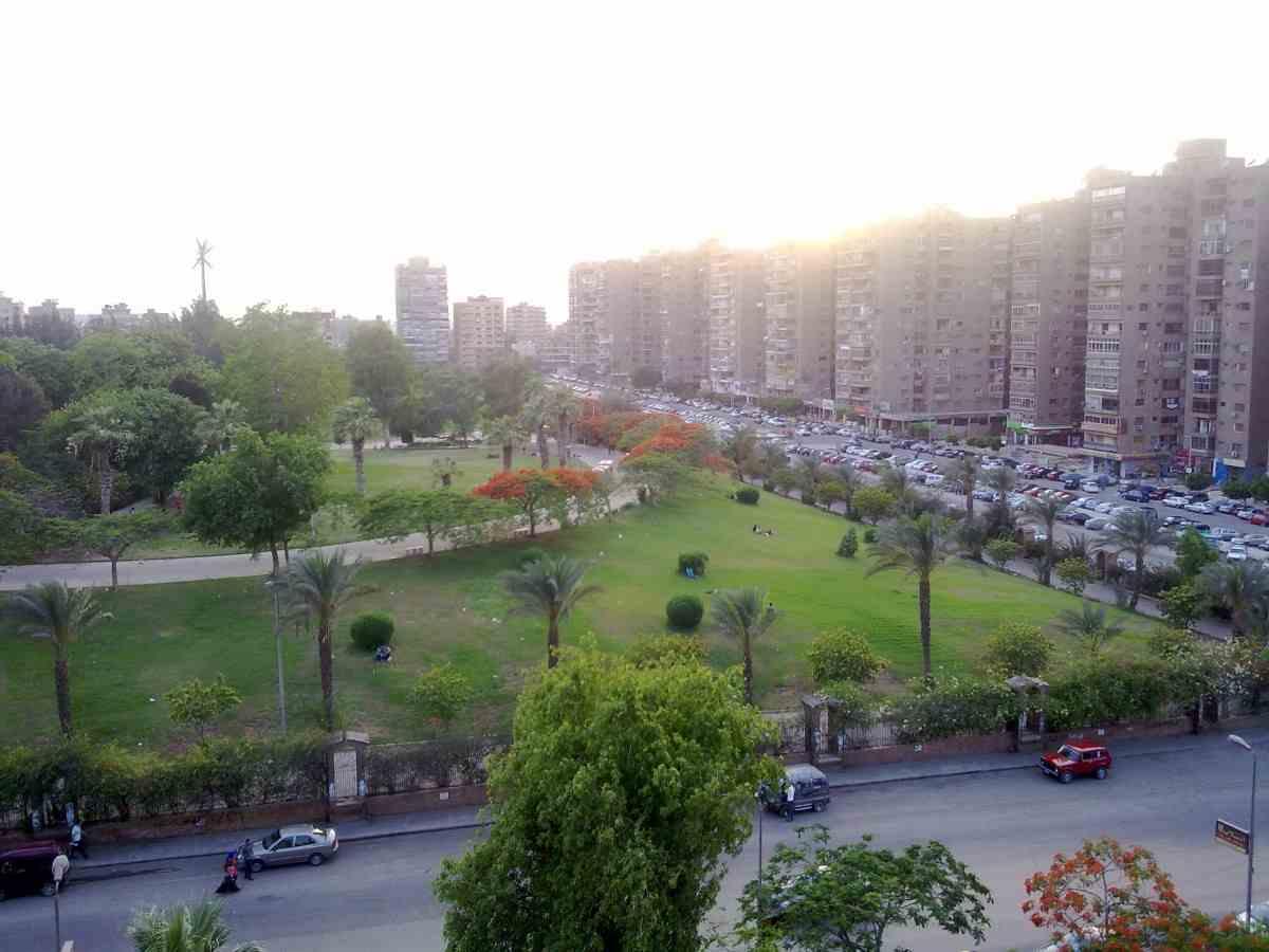 عقار ستوك - شقة 195 م بجوار الحديقه الدوليه م نصر