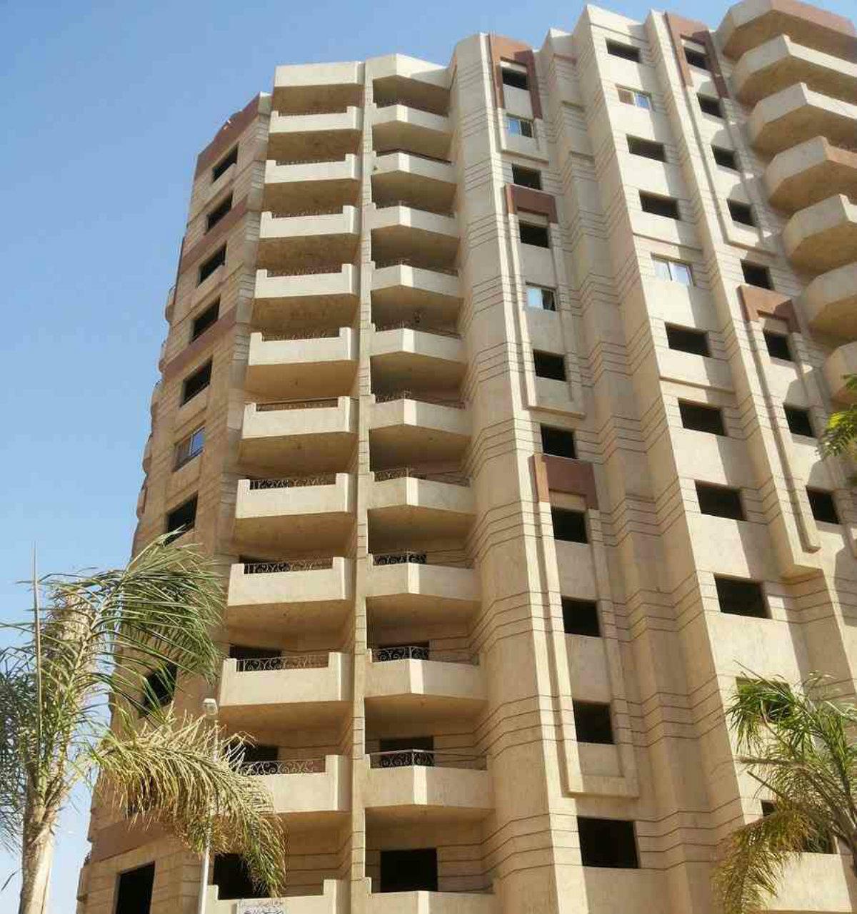 عقار ستوك - شقة 165 م بحى الواحة مدينة نصر