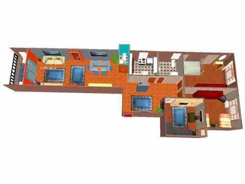 عقار ستوك - شقة 165 م تطل على الميثاق والدائرى تشطيب لوكس دور 9 بحرى