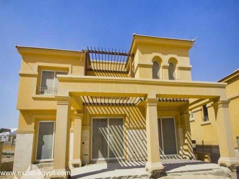 عقار ستوك - Villa For Sale in Gardenia Springs compound, 5th Settlement , Egypt