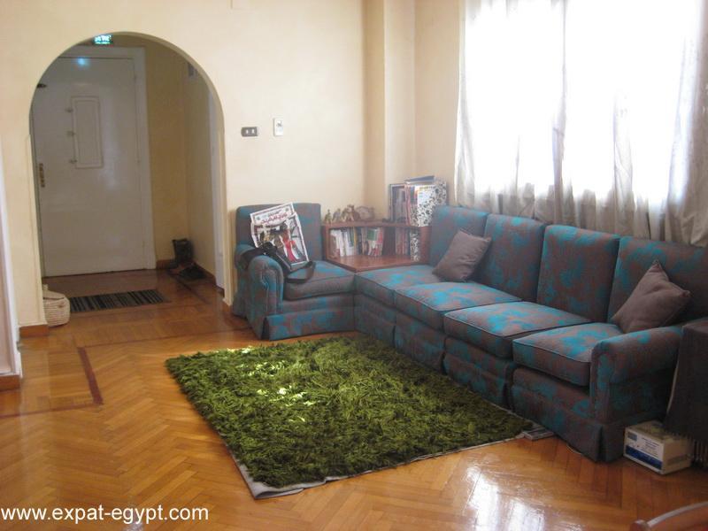 عقار ستوك - شقة علي النيل للإيجار بالزمالك