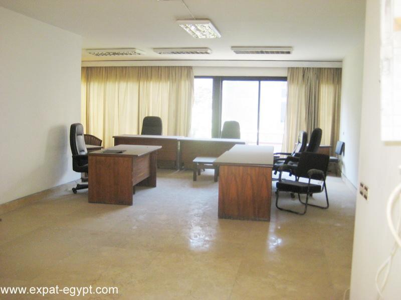 عقار ستوك - شقة تصلح مكاتب إدارية للإيجار
