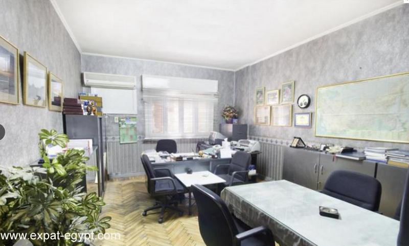 عقار ستوك -  مكتب بالزمالك للبيع