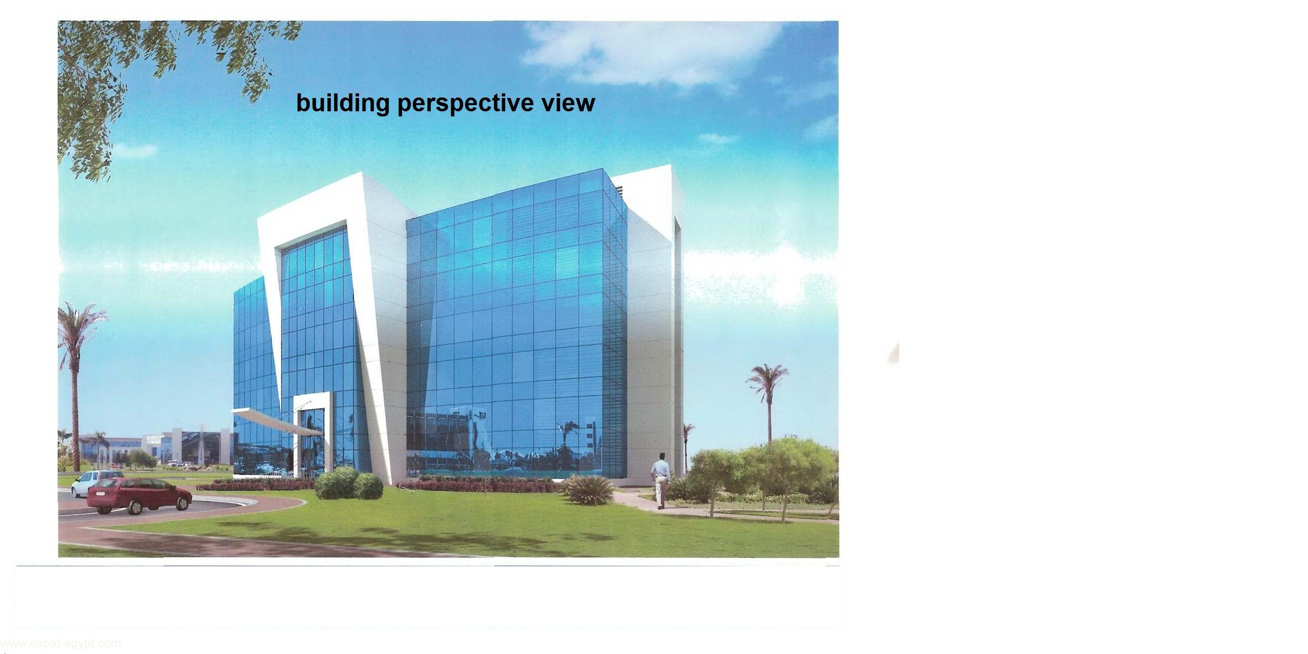 عقار ستوك -  مبنى أدارى للبيع بالقرية الذكية