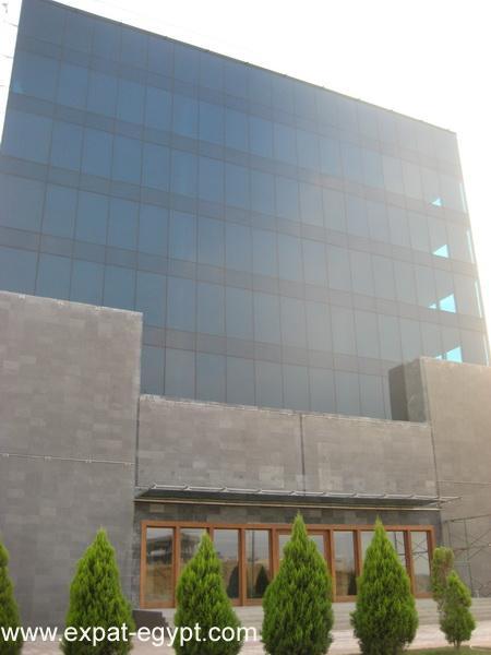 عقار ستوك -  مبنى أدارى للبيع بالتجمع الخامس