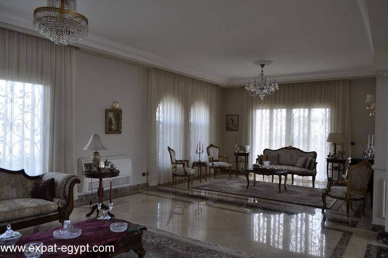 عقار ستوك - Villa for Sale in Sheikh Zayed, Luxurious stand alone