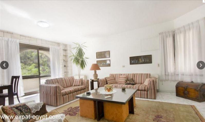 عقار ستوك - شقة رائعة للايجار بالمعادى