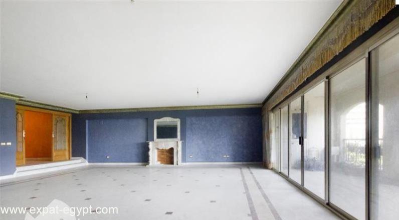 عقار ستوك - شقة رائعة للايجار بارقى مناطق مصر الجديدة