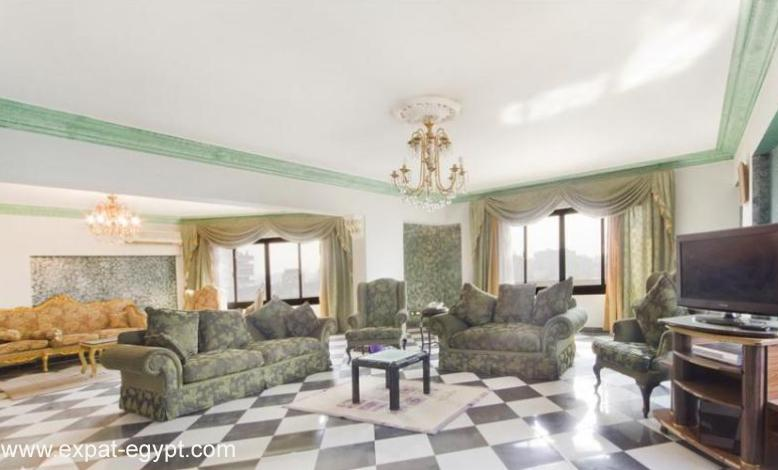 عقار ستوك - Amazing Apartment for Rent in Mohandessien