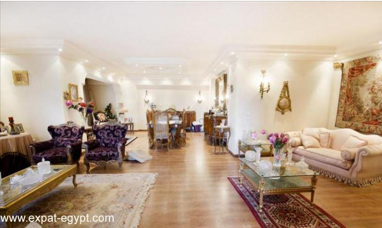 عقار ستوك - For Rent Amazing Apartment in Heliopolis - Cairo -Egypt