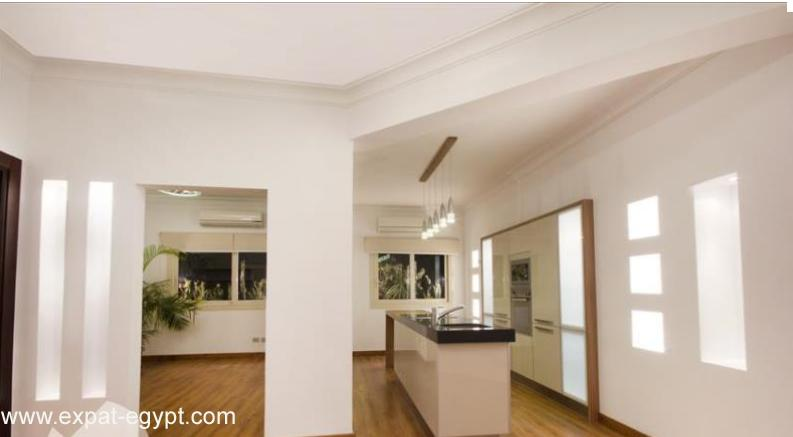 عقار ستوك - **Rented**Ultra Modern Apartment for Rent in Zamalek