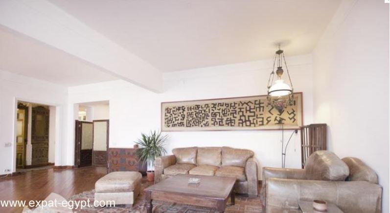 عقار ستوك - Apartment for Rent in Zamalek Modern
