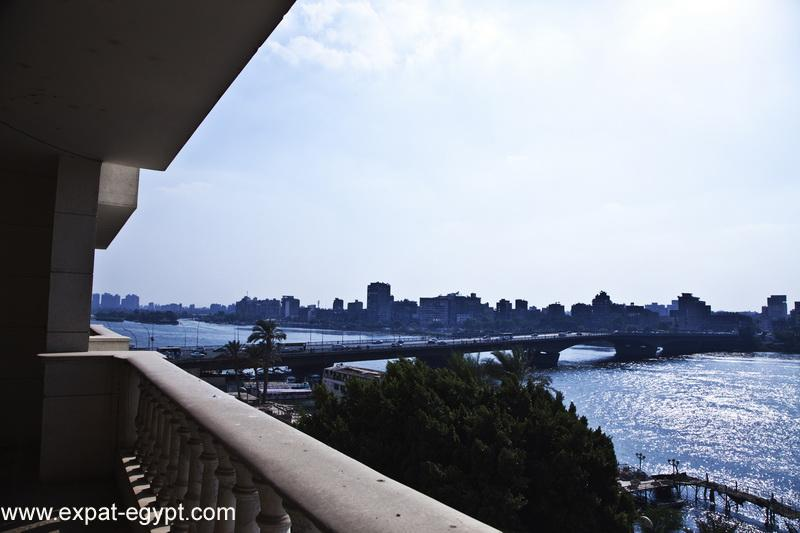 عقار ستوك - Egypt, Cairo, Manial, Luxurious Apartments Nile Views for Sale