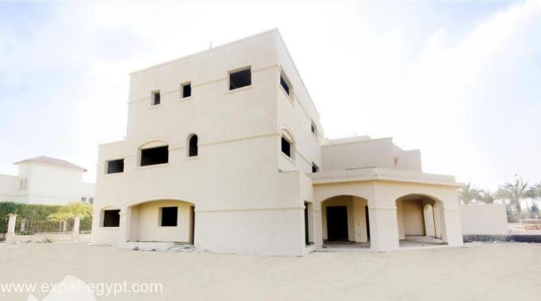 عقار ستوك - Villa Located in 6th of October FOR Sale