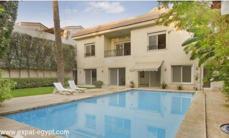 عقار ستوك - Villa located in \'Garrana\' compound for Sale