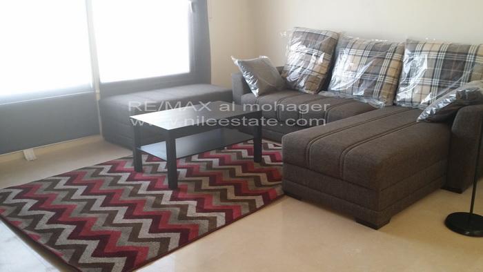 عقار ستوك - Fully Furnished studio 88 m for rent in The Village Compound New Cairo