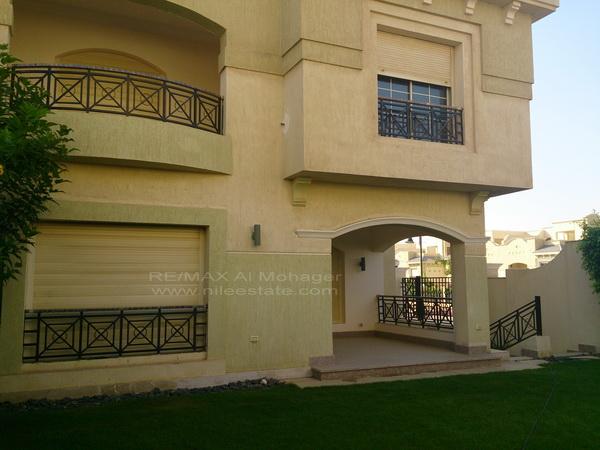 عقار ستوك - Villa for Rent in Al Dyar Compound New Cairo