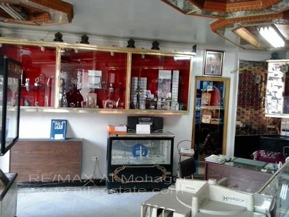 عقار ستوك - محل للايجار بالكربه مصر الجديده