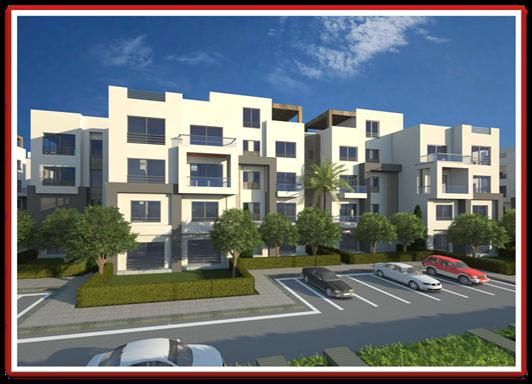 عقار ستوك - شقة247م  بالتجمع بالقرب من بوابة 13 الرحاب بكومبوند